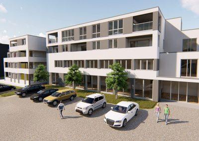 Bauvorhaben Karlsbader Strasse Dinkelsbühl