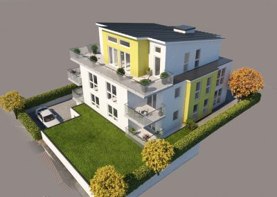 Aktuelles Bauvorhaben Crailsheim