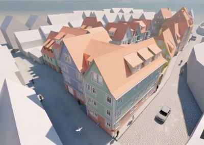 Schopf Areal Rothenburg o.d. Tauber